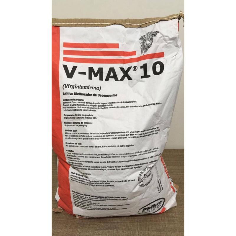 V-Max 10 Virginiamicina 10%